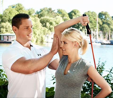 Personal Training in Hamburg (outdoor)